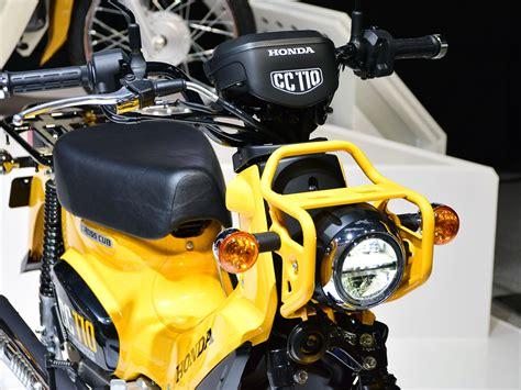 honda cross cub   japan bikesrepublic