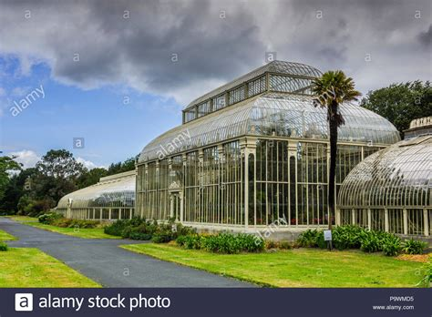 Curvilinear Architecture With Landscaped Gardens by Richard Turner Stock Photos Richard Turner Stock Images