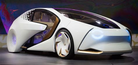 Toyota Concept Cars by Toyota Concept I Car Says Hello To You Arch2o