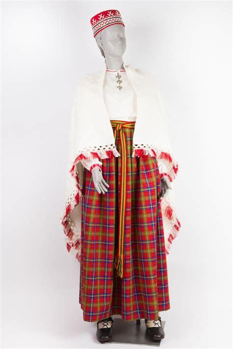 Dienvidlatgales meitas tērps   Folk clothing, Fantasy ...