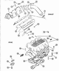Plymouth Voyager Cover  Exhaust Manifold  Right Hand  Efa