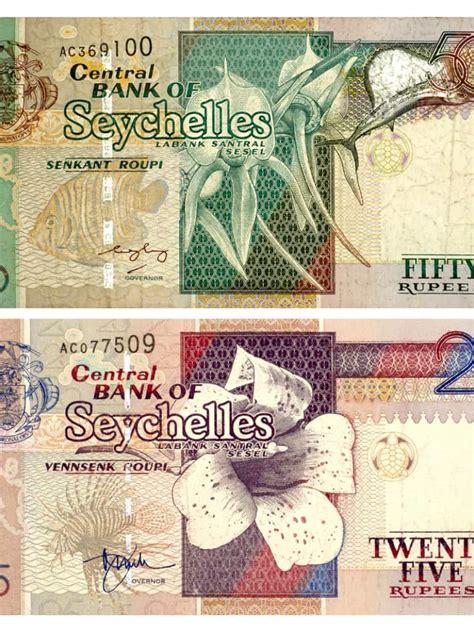 Seychelles Money  So Seychelles
