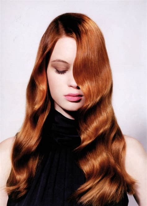 Hairstyles For Redheads Hot Celebrity Hairstyle Ginger Hair