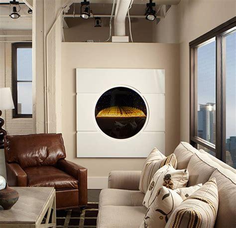 futuristic fireplace solaris by heat glo