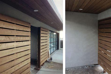 contemporary update   mid century exterior laguna