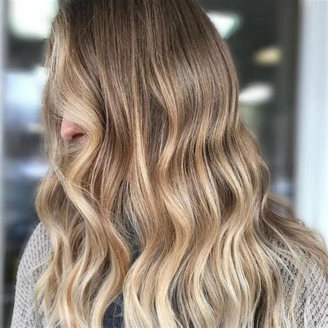ash blonde hair colors  give   chills wella