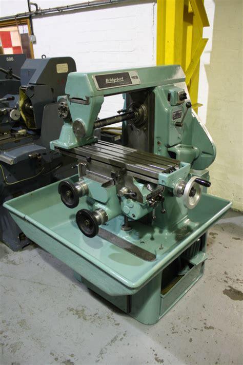 bridgeport es horizontal milling machine  sale