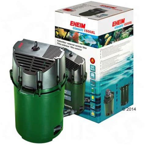 pompe exterieur pour aquarium filtre ext 233 rieur pour aquarium eheim classic 192 prix avantageux chez zooplus