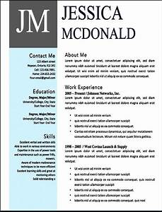 free modern resume templates microsoft word free samples With free modern resume templates for word