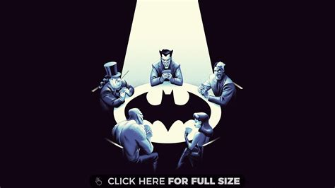 Joker Animated Wallpaper - edited of the batman the animated series posters hd wallpaper