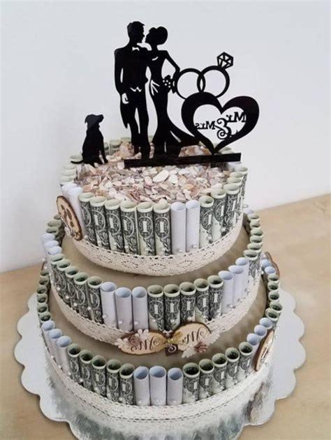 ausgefallene geldgeschenke hochzeit selber basteln ideen zur hochzeit gifts birthday cake