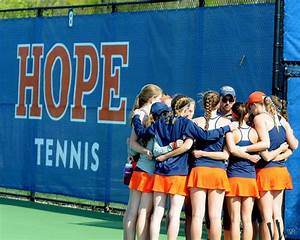 Hope women's tennis heading to Wisconsin for NCAA ...