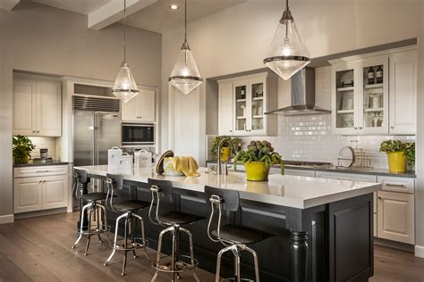 haves   modern luxury kitchen camelot homes