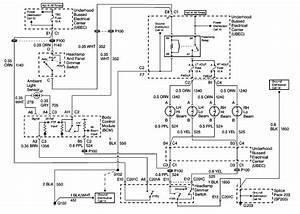 Diagram  2005 Chevy Silverado Headlight Wiring Diagram
