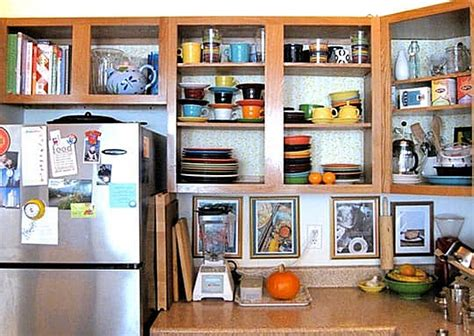 painting kitchen cabinets without removing doors 10 easy ways to give your rental kitchen a makeover 6sqft