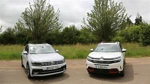 2019 Citroen C5 Aircross Vs 2018 Volkswagen Tiguan