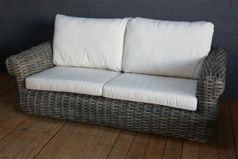 canape en resine tressee canape resine tressee canapés et fauteuils