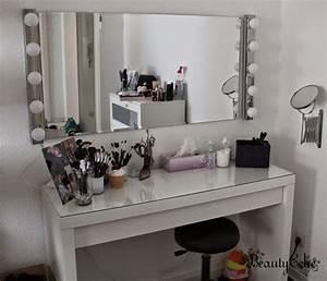 Schminktisch Spiegel Beleuchtet : schminkspiegel mit beleuchtung ikea schminkspiegel mit beleuchtung ikea hause dekoration ideen ~ Yasmunasinghe.com Haus und Dekorationen
