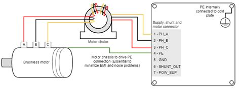 Triton Boat Trailer Wire Diagram by Motor And Shunt Braking Resistor Triton
