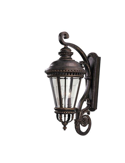 murray feiss ol1904gbz outdoor wall lighting castle