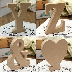 26, Capital, Letter, Diy, Home, Decor, Wooden, Letter, 26, Wood, English, Alphabet, Wedding, Decoration, Diy