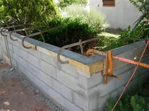 Prix D Un Agglo : monter un mur en parpaing bricobistro ~ Dailycaller-alerts.com Idées de Décoration