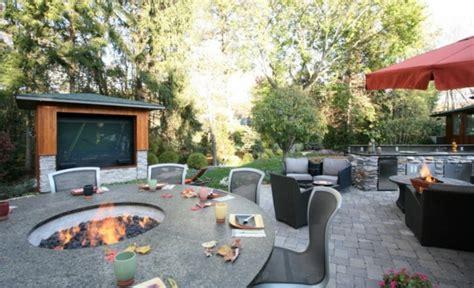 Granit Selber Flammen by Moderne Ethanol Feuerstelle Sorgt F 252 R Romantik