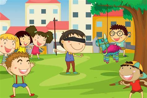 fun trust building activities  kids games exercises