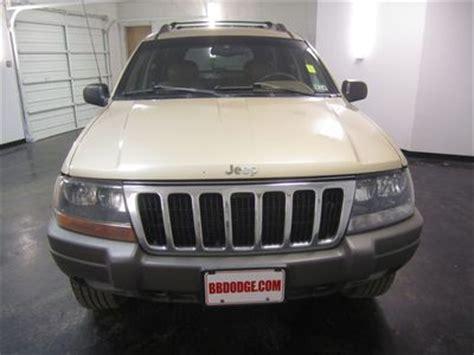 tan jeep grand cherokee purchase used classic tan 2000 jeep grand cherokee laredo