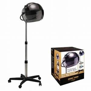 GOLD N HOT HAIR DRYER ELITE IONIC ROLLABOUT HAT 1875