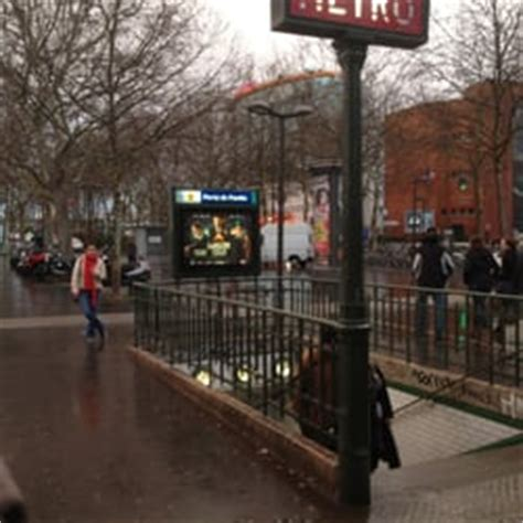 porte de pantin metro porte de pantin metro transports en commun ave jean jaur 232 s 19 232 me num 233 ro de
