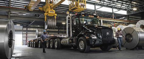 vnx specs volvo trucks usa