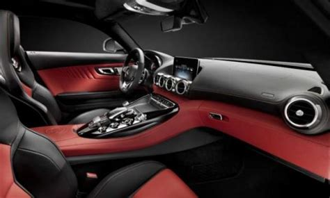 mercedes benz cla interior   car models