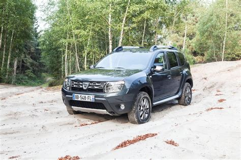 More Details On The 2018 Dacia Duster Facelift Released