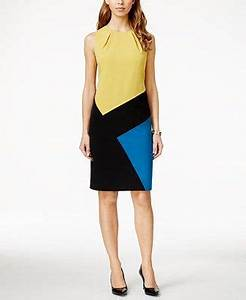 17 Best ideas about Colorblock Dress on Pinterest