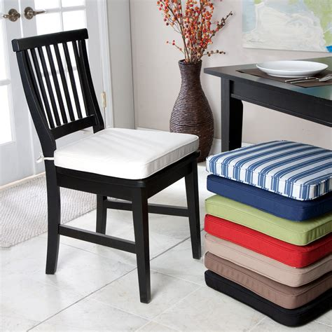 dining room chair cushions large  beautiful