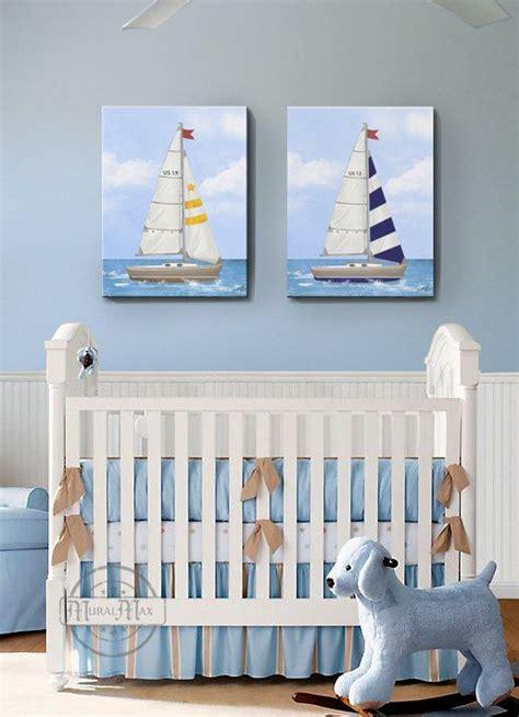 ideas  sailboat nursery  pinterest