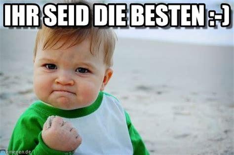 Die Besten Möbelhäuser by Ihr Seid Die Besten Success Kid Original Meme On Memegen