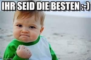 Die Besten Werkzeughersteller : ihr seid die besten success kid original meme on memegen ~ Michelbontemps.com Haus und Dekorationen