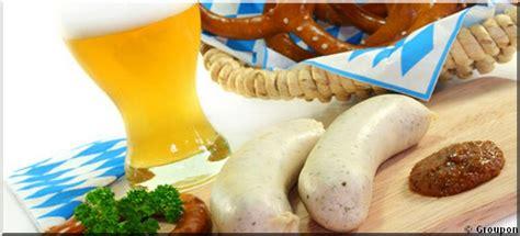 cuisine d allemagne cuisine de baviere les spécialités bavaroises typiques