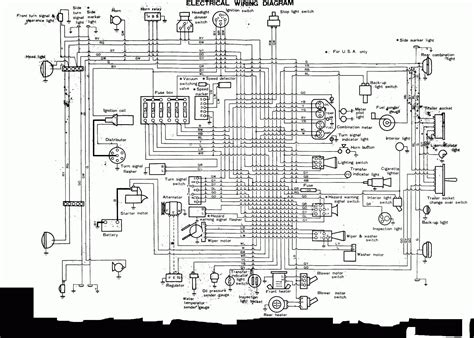 electrical wiring diagrams toyota land cruiser vdj79 kia