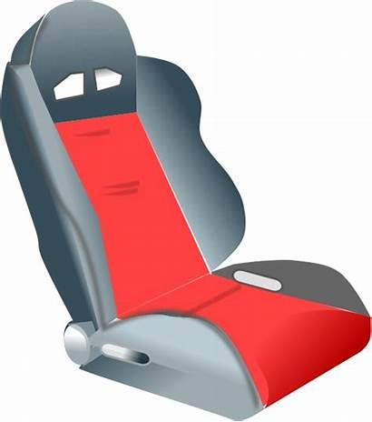 Seat Racing Vector Svg Seating Safety Drawing