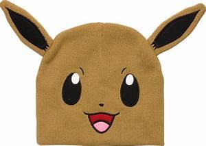 beanie pokemon eevee big face
