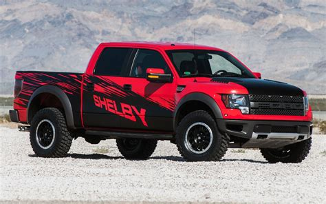 2013 Ford Shelby F 150 SVT Raptor First Look   Truck Trend