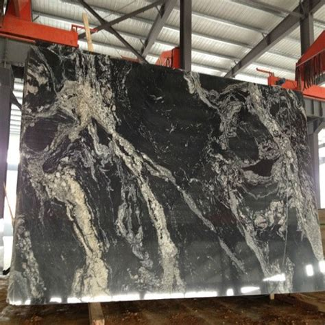 china cosmos black granite with white veins slabs tiles