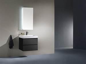Badmöbel Für Schmale Bäder : waschbeckenunterschrank h ngend g ste wc ~ Bigdaddyawards.com Haus und Dekorationen