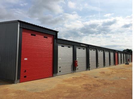 Neuer Garagen Und Unternehmerpark In Unna