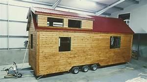 Tiny House Bauen : building 7 5 meter special order tiny wunder house ~ Markanthonyermac.com Haus und Dekorationen