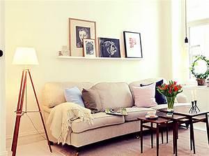 Etagere Pour Cadre Photo : 20 id es d co r aliser avec des cadres blog d co ~ Premium-room.com Idées de Décoration