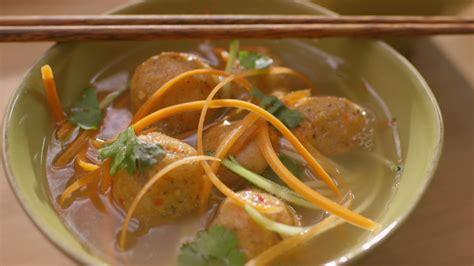 boulettes de poisson à l 39 asiatique cuisine futée